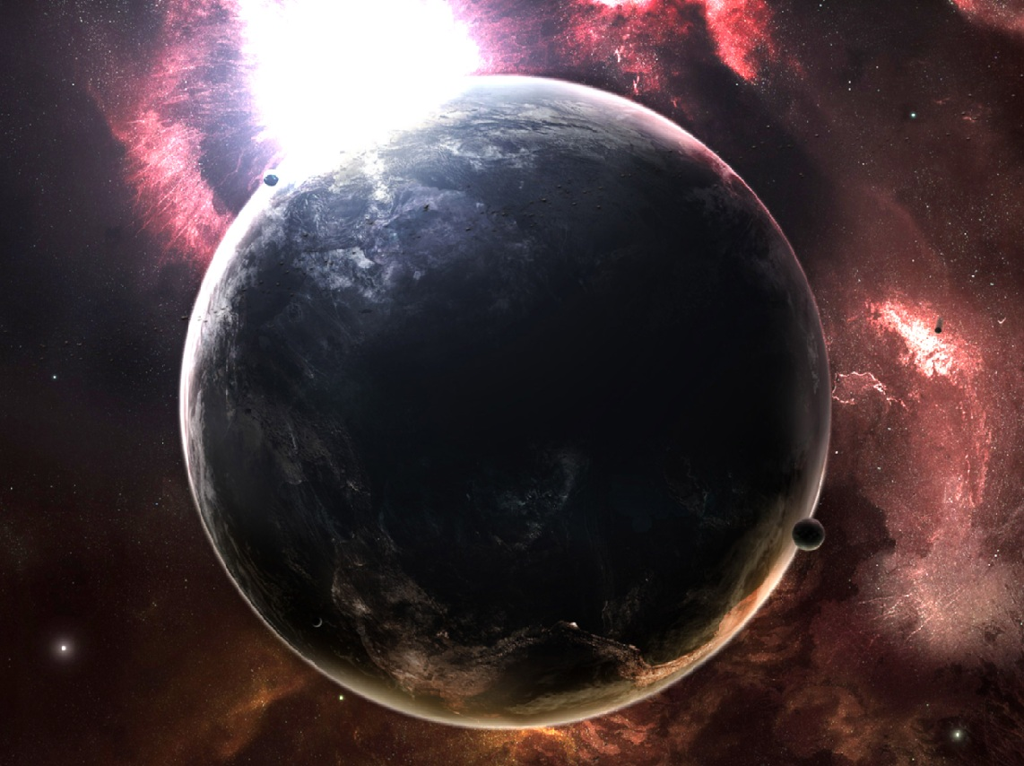 Another Planet Animated Wallpaper full screenshot