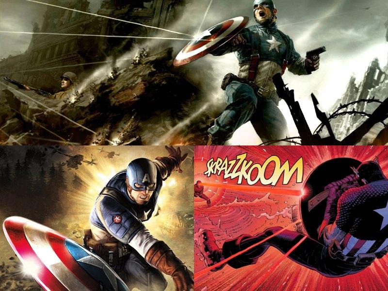Download captain america screensaver animated wallpaper - Captain america screensaver download ...