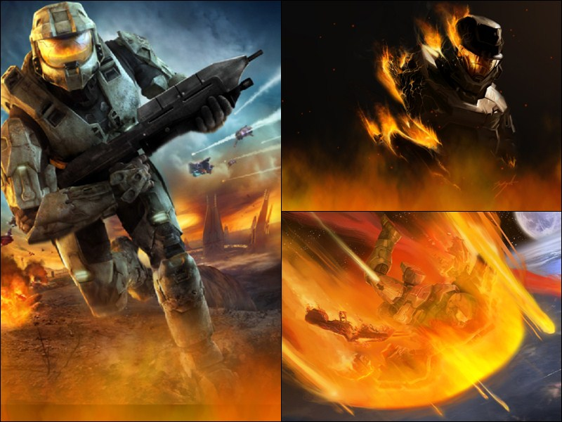 Halo Animated Wallpaper 1.0 full