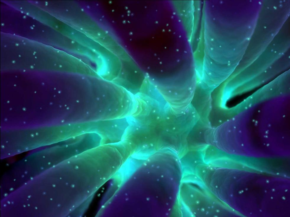 Microscopic World Animated Wallpaper Preview
