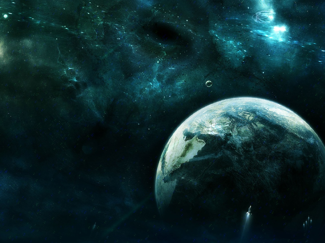 Space Travel Animated Wallpaper Preview