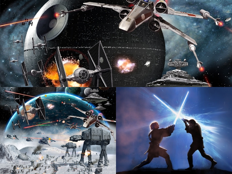 Star Wars Animated Wallpaper 1.0 full