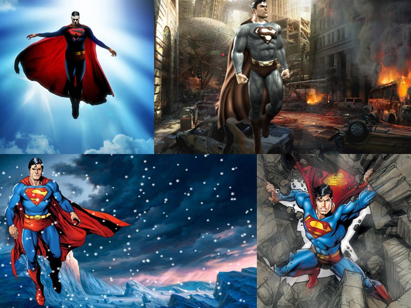 Download superman screensaver animated wallpaper torrent - Superman screensaver ...