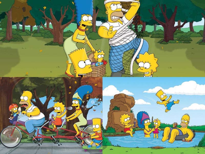 an introduction to the history of the simpsons The simpsons and philosophy is a terrific book in an introduction to philosophy class the simpsons (d'oh) making that response invites the misperception that we think the simpsons is the equivalent of history's best works of literature.