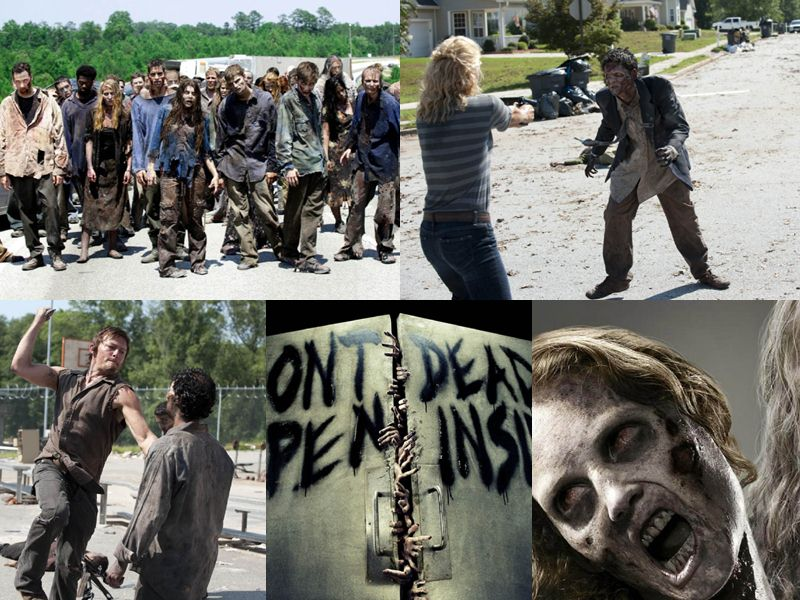 Windows 7 The Walking Dead Animated Wallpaper 1.0 full