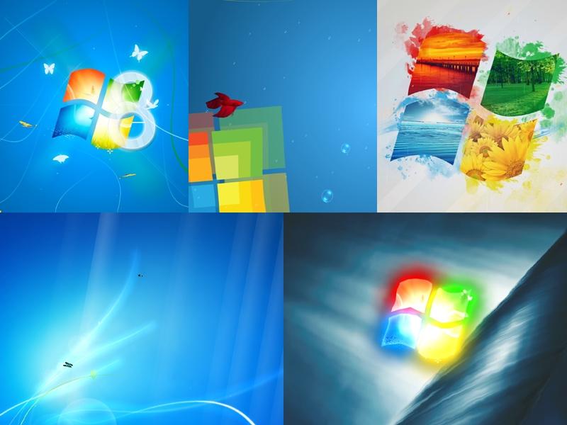 windows 8 light animated screensaver animated wallpaper