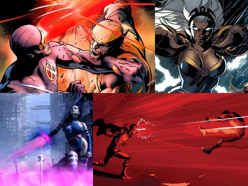 X men animated wallpaper screensaver