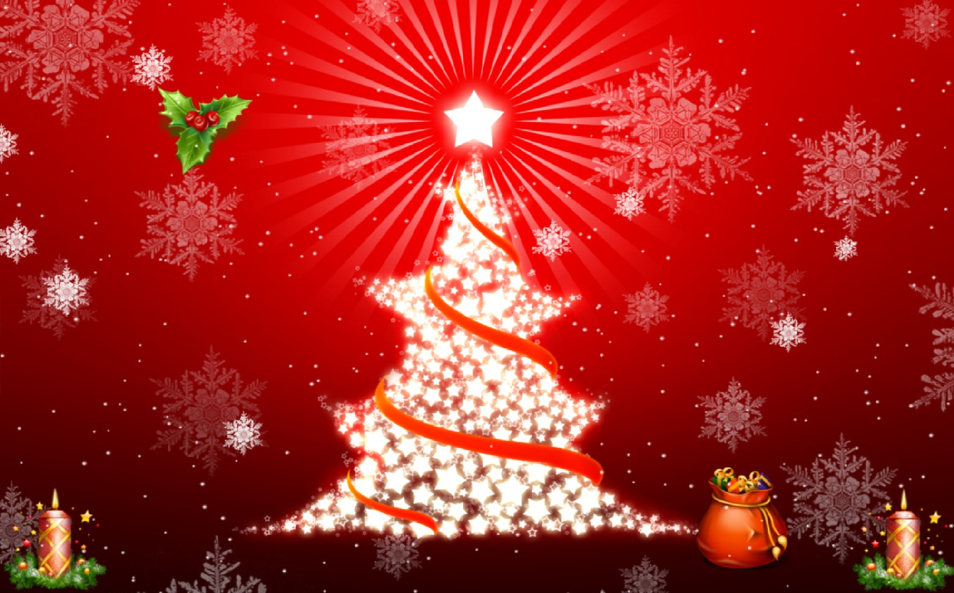 download merry christmas animated wallpaper desktopanimated com