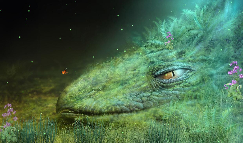 Download Fantasy Creature Animated Wallpaper | DesktopAnimated.com
