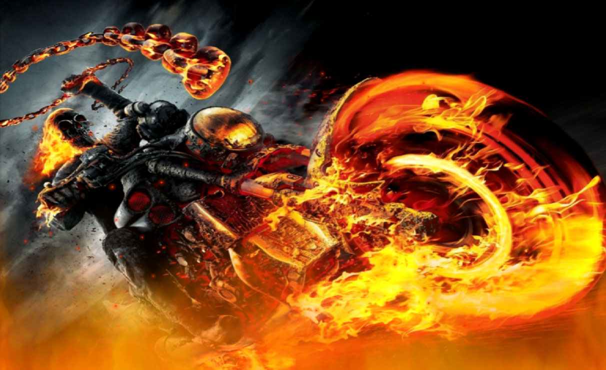 ghost rider 2 live wallpaper free download
