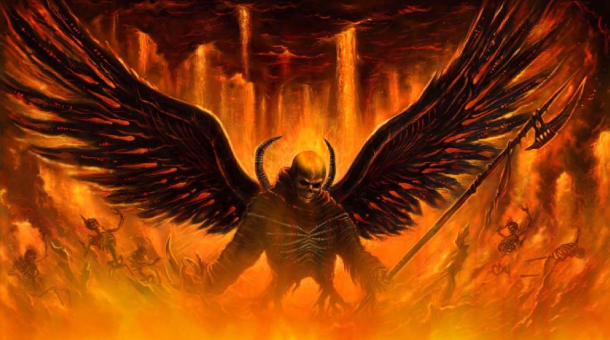Nightmare Demons Animated Wallpaper Desktopanimated Com