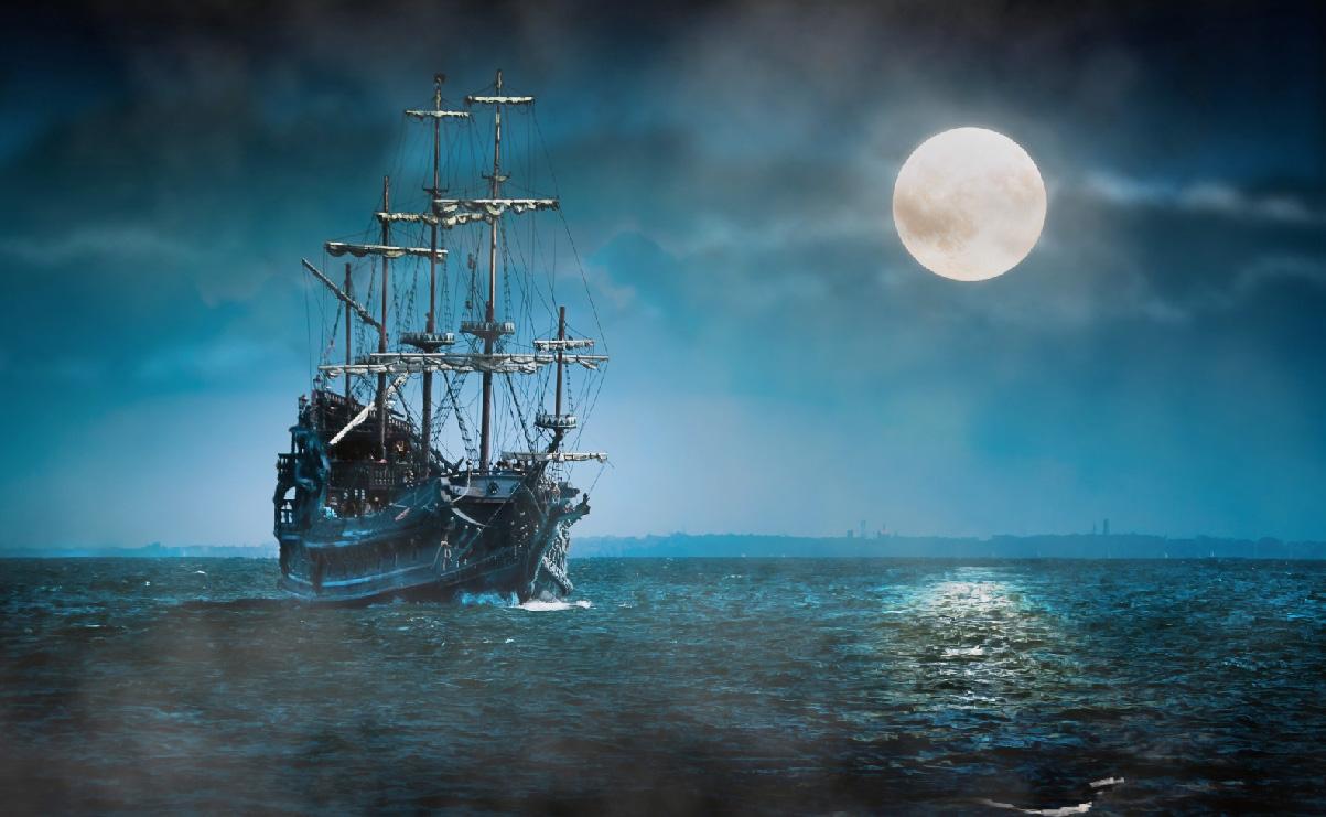 Sailing Ships Animated Wallpaper - DesktopAnimated.com