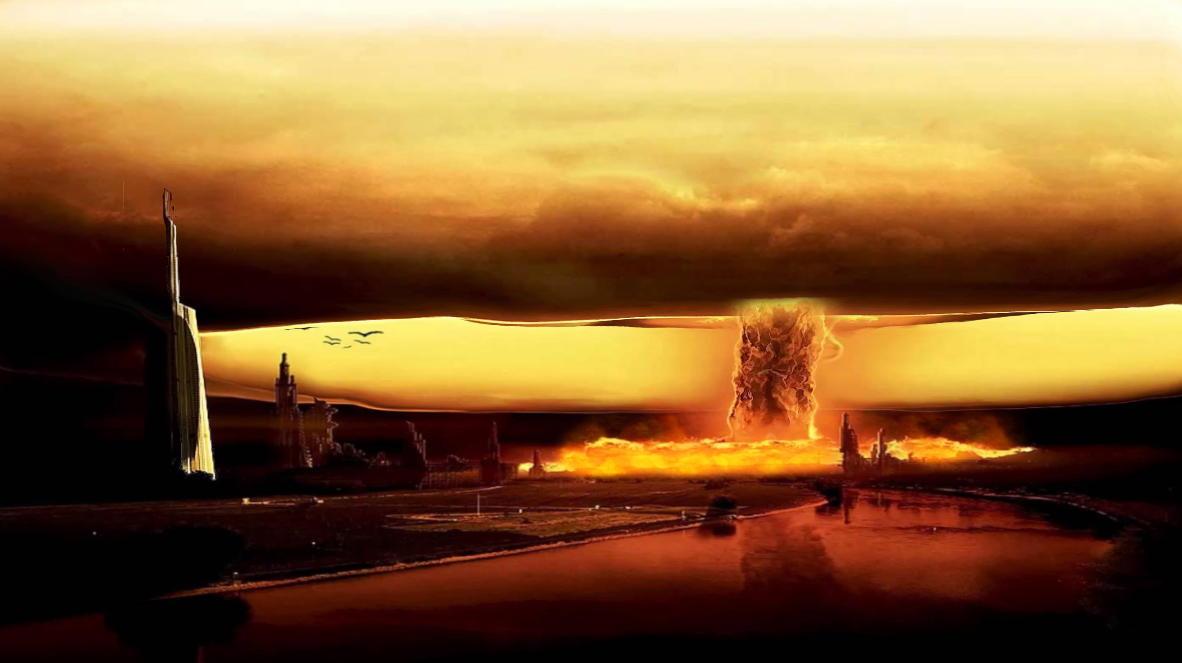 Nuclear Explosion Animation | www.pixshark.com - Images ...