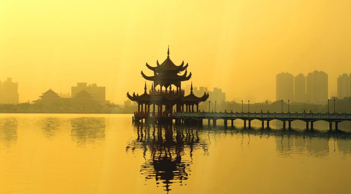 Asian landscapes animated wallpaper for Oriental wallpaper
